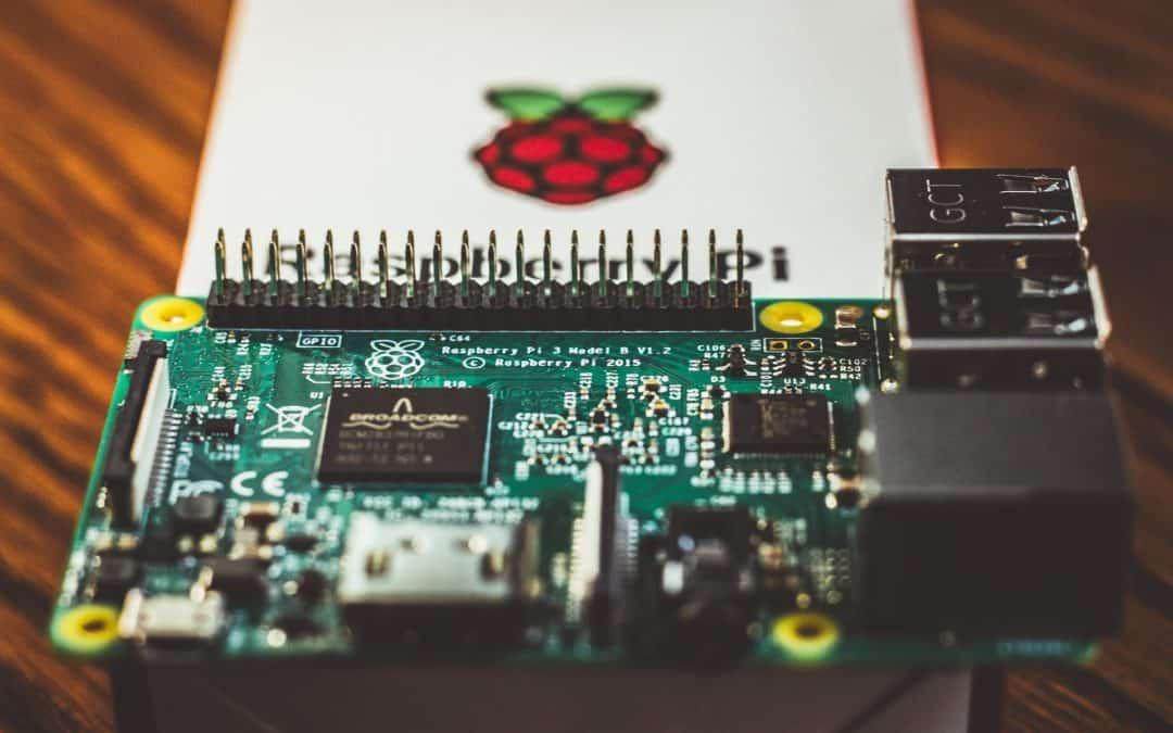 Computer-Führerschein mit Raspberry Pi